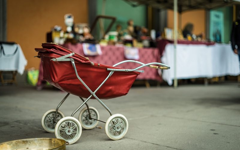 Kinderwagen Nieuw of gebruikt?